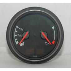 Porsche 993 964 Oil Fuel Gauge 9936412030061W