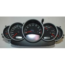 Porsche 996 Instrument Cluster Alum.  99664122302FHB 11401 mls
