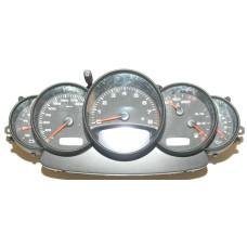Porsche 996 Instrument Cluster Manual 9966412230370C 12468 mls