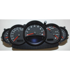 Porsche 996 Instrument Cluster Manual 9966412230370C 14441 mls