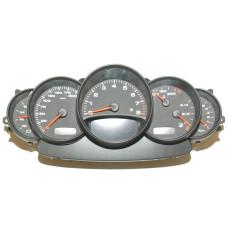 Porsche 996 Instrument Cluster Manual 9966412230370C 1465 mls