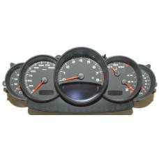 Porsche 996 Instrument Cluster Manual 9966412230370C 20557 mls