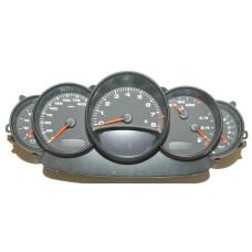 Porsche 996 Instrument Cluster Manual 9966412230370C 6107 mls