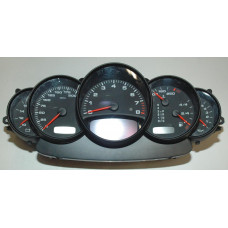 Porsche 996 Instrument Cluster Manual 9966412240370C 17074 mls