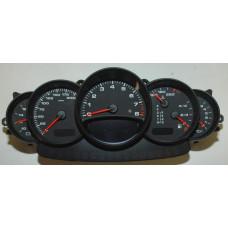 Porsche 996 Instrument Cluster Manual 9966412240370C 22588 mls