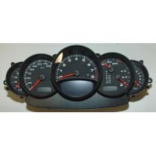 Porsche 996 Instrument Cluster Manual 9966412240370C 8899 mls
